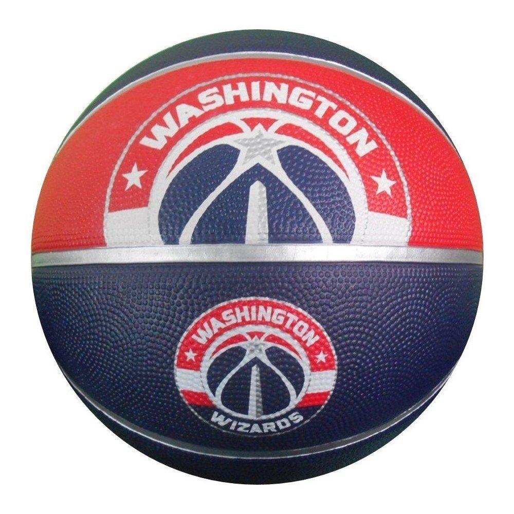 Spalding NBA Courtside Team Outdoor Rubber Basketball   B004ACEI0W