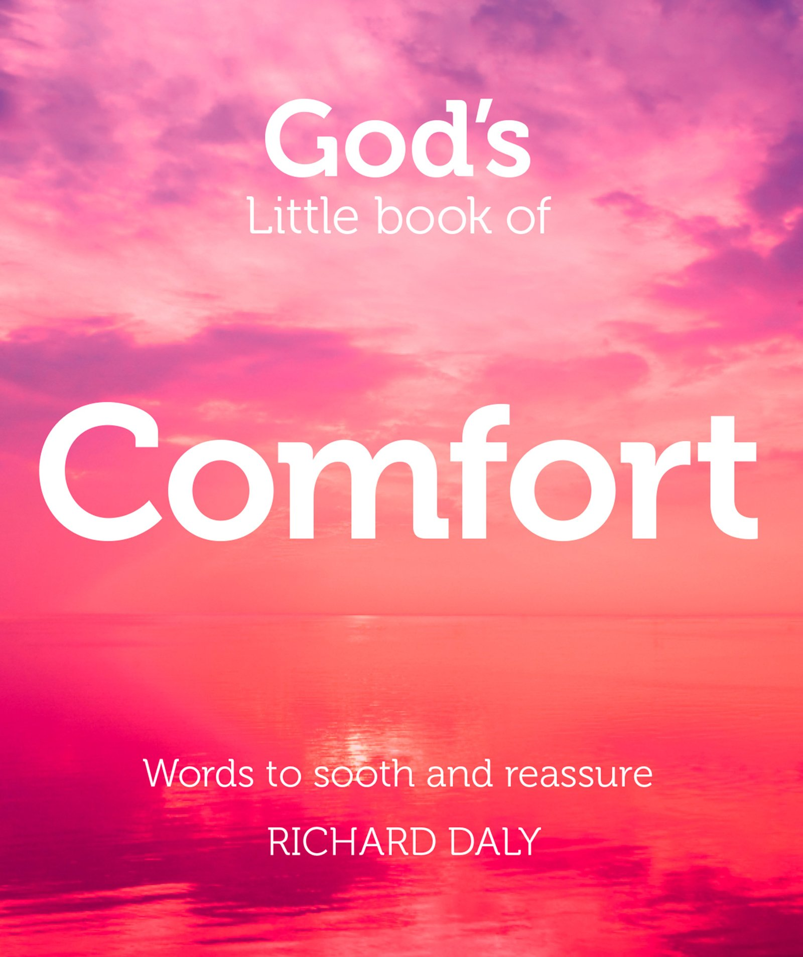 Gods Little Book of fort Words to soothe and reassure Amazon