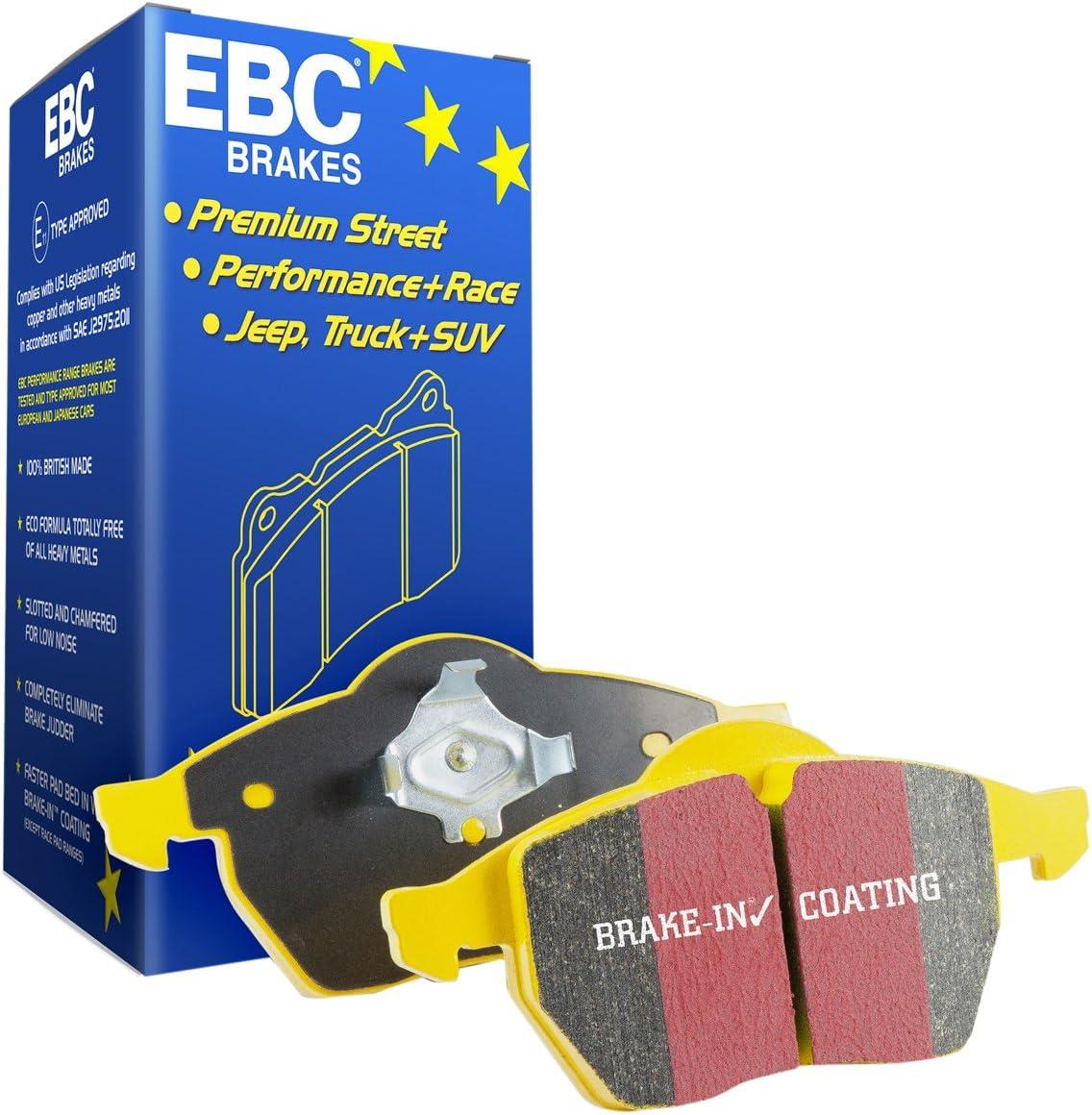 EBC Brakes DP42277R Yellowstuff Performance Brake Pad