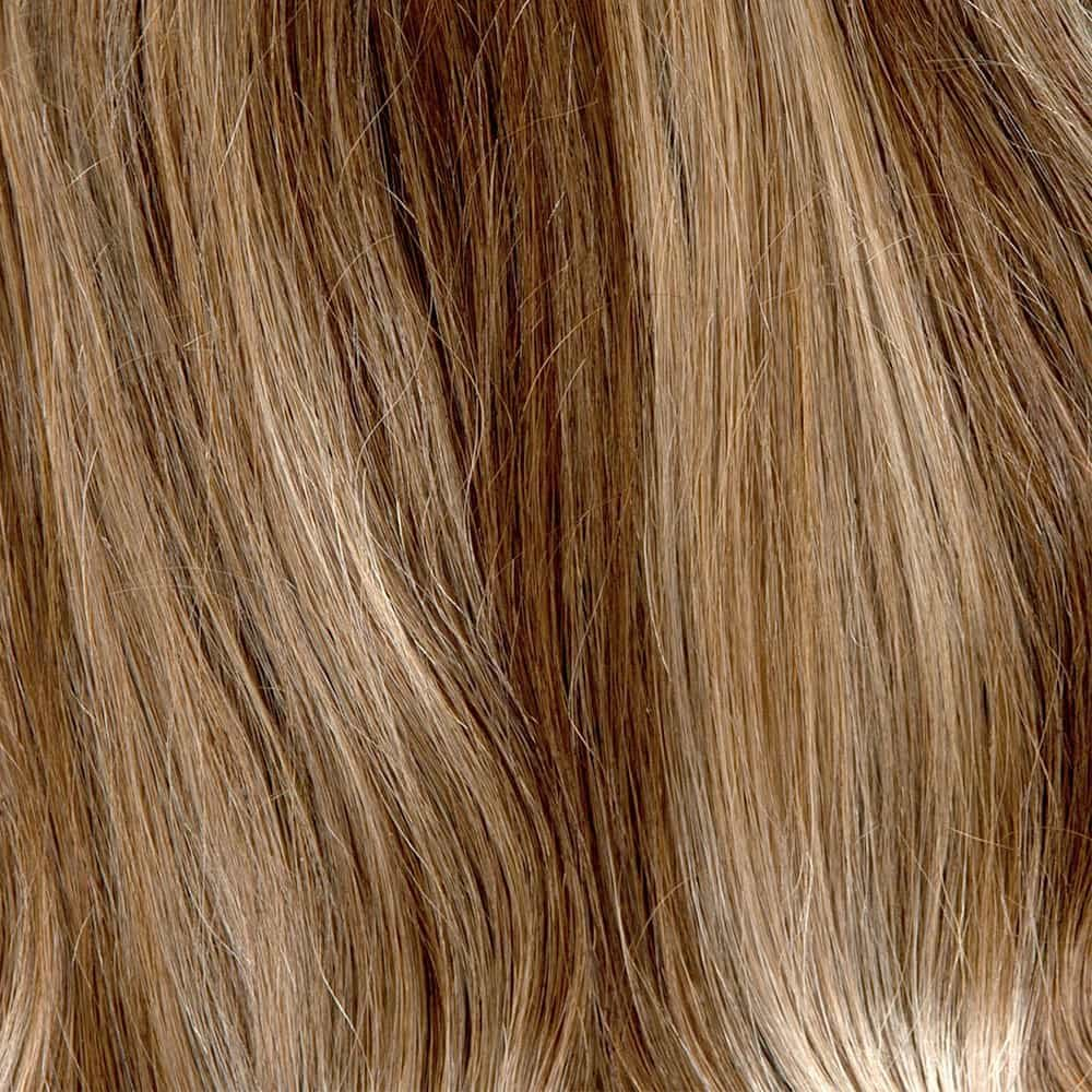 Michelle's Dirty Blonde Ombré (6+18) Clip in Hair Extensions - 100% Remy Human Hair by Estelle's Secret