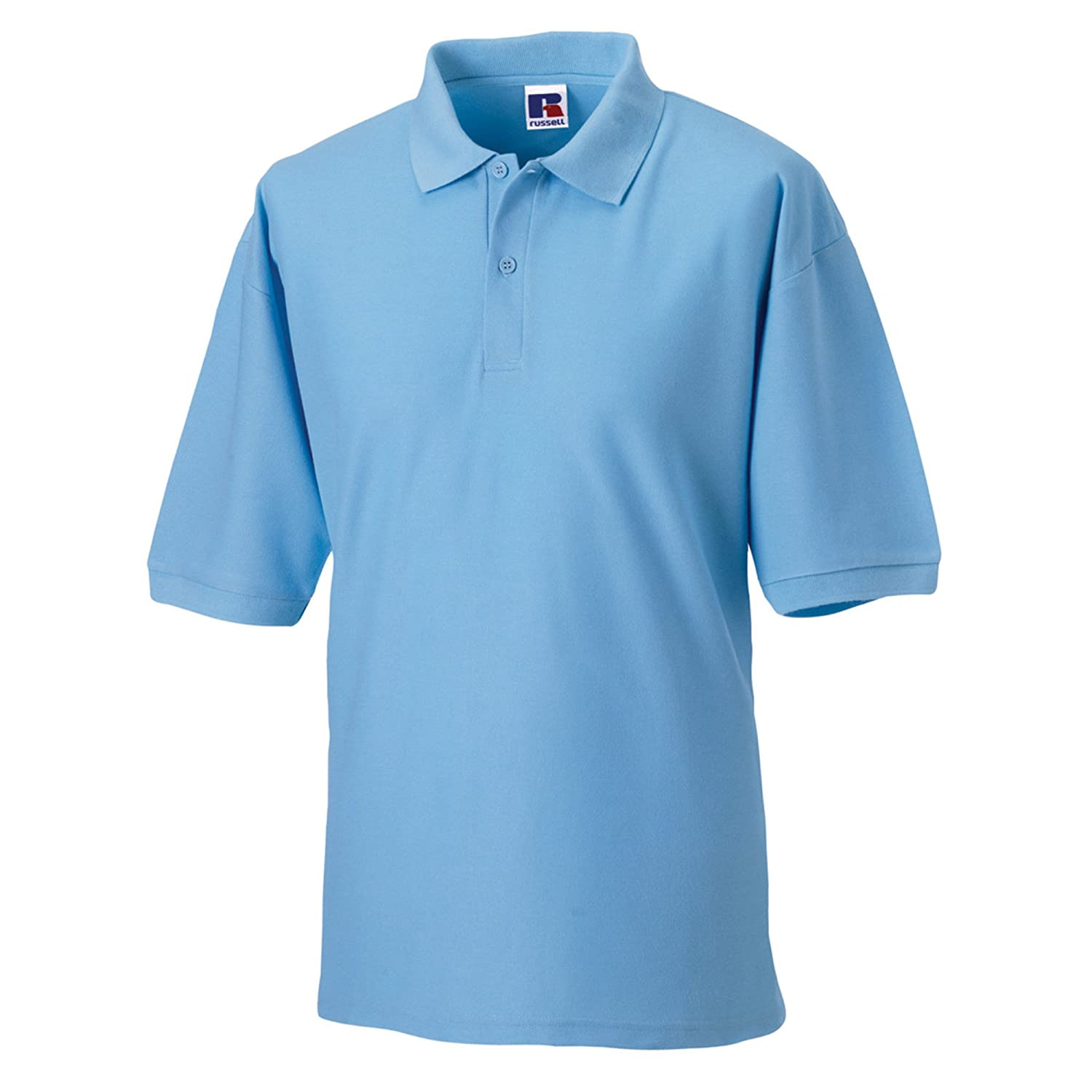 Jerzees Colours 65/35 Hard Wearing Pique Polo 539M