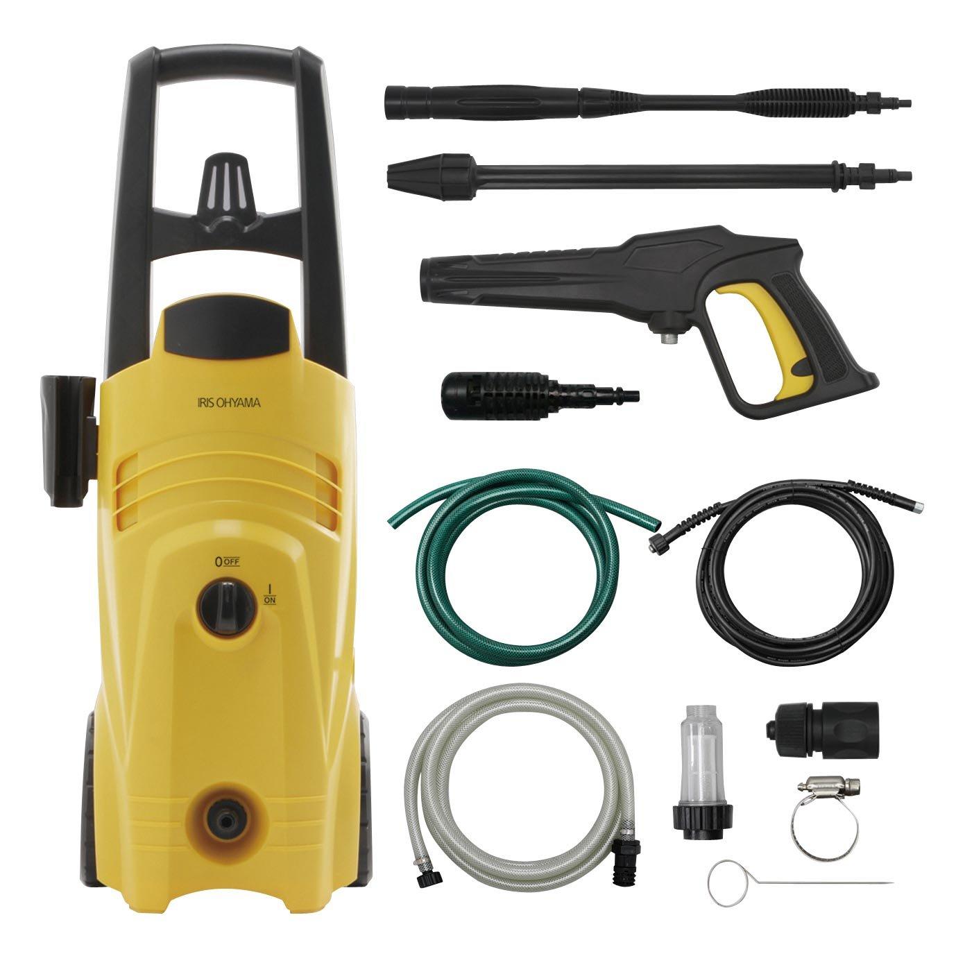 アイリスオーヤマ 高圧洗浄機 FIN-801E・W(W西日本地区用)