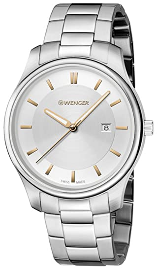 Wenger City Classic relojes mujer 01.1441.105: Wenger: Amazon.es: Relojes