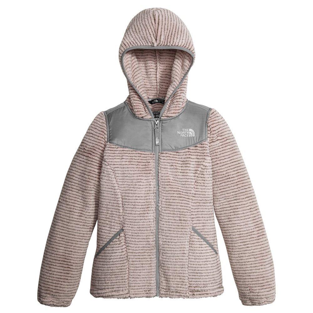 The North Face KidsレディースOso Hoodie ( Little Kids / Big Kids ) B01MSJYEUC X-Small|Purdy Pink Stripe Purdy Pink Stripe X-Small