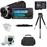 Sony HD Video Recording HDRCX405 Handycam Camcorder with 16GB Accessory Kit