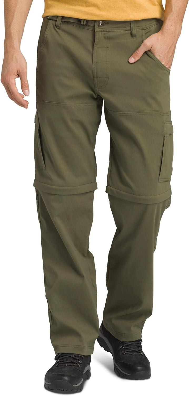 prAna Stretch Zion Convertible Pant