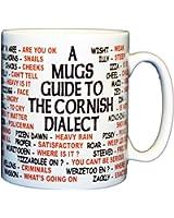 Cornish Dialect Ceramic Coffee Mug – Makes an Ideal Gift