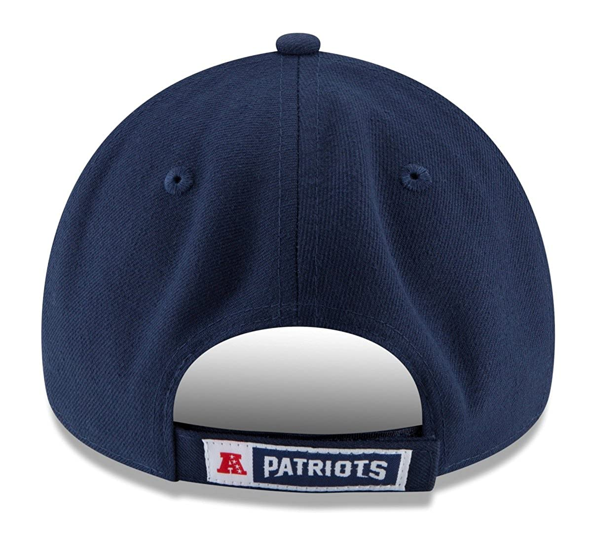 new arrival 89c0f 639ab Amazon.com   New Era New England Patriots 9Forty NFL Super Bowl LII Patch  Adjustable Hat   Clothing
