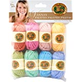 Lion Brand Yarn 865-200 Vanna's Palettes Yarn, Peaceful