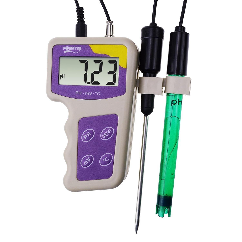 Gain Express 3 en 1 pH mV ORP température Redox mètre, électrode Amovible qualité de l'eau Portable testeur thermomètre Analyseur Analyse. Gain Express Holdings Ltd ORP-235