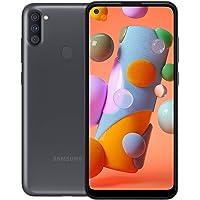 Samsung Galaxy A11 Dual SIM 32GB 2GB RAM 4G LTE (UAE Version) - Black