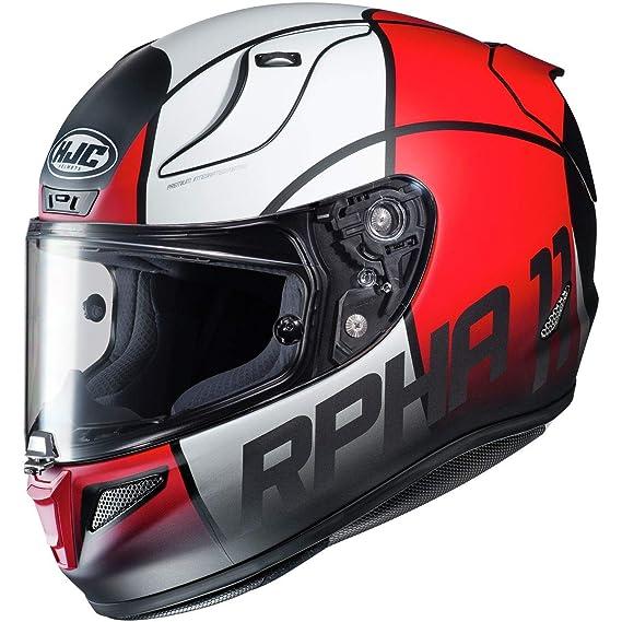 Amazon.com: HJC Helmets Rpha 11 Pro Quintain RPHA 11 Pro ...