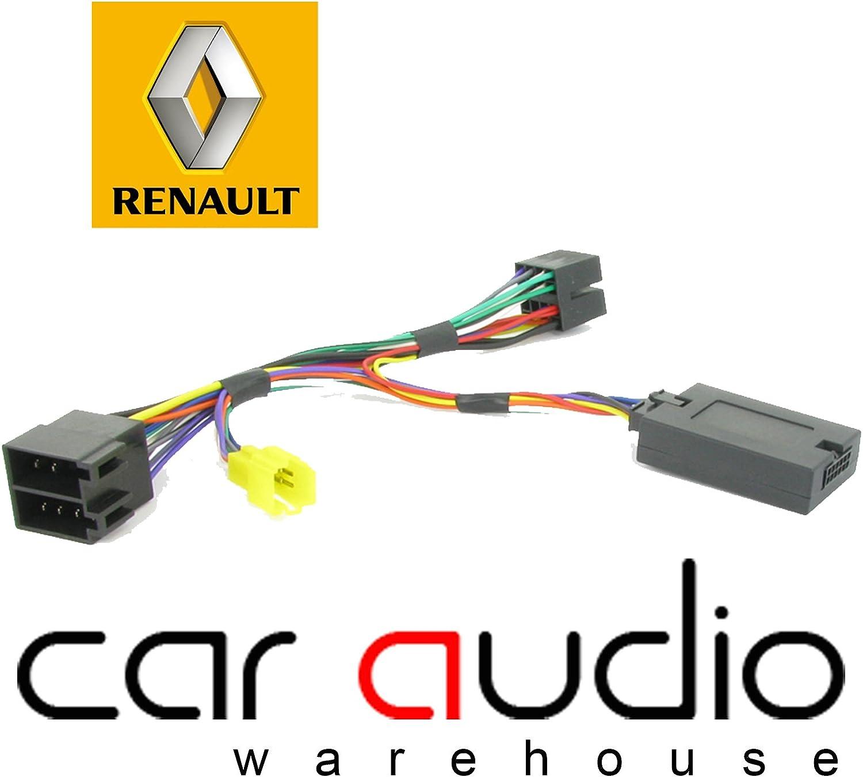 Adaptador de volante SWC Renault Laguna II 2000-2005