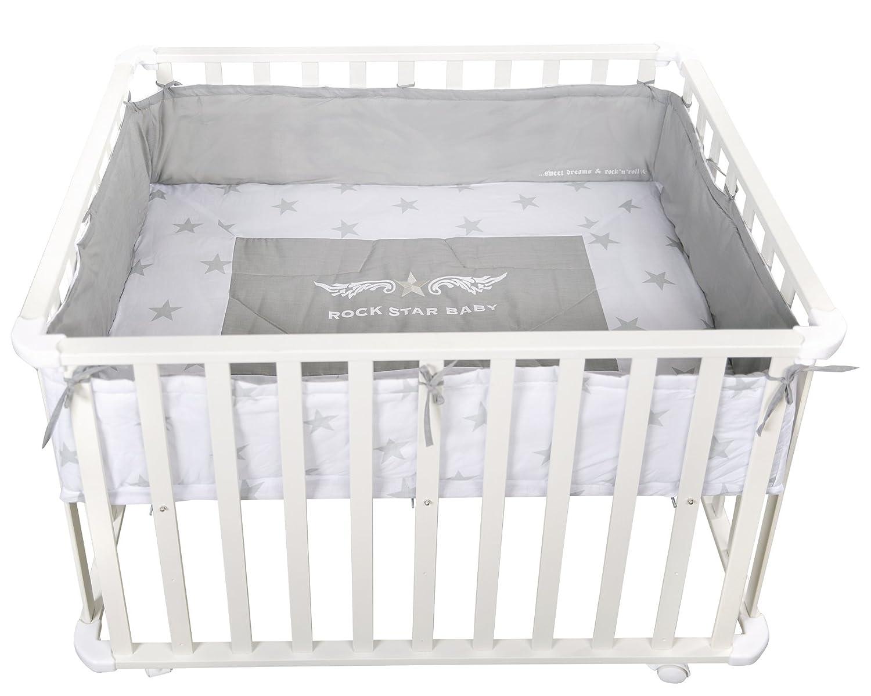 roba 0241W S148 - Box Giochi per Bambini, 75 X 100 cm