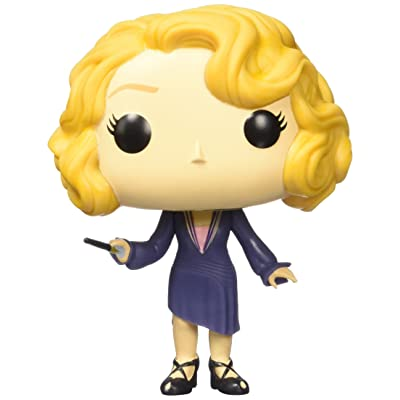 Funko POP Movies: Fantastic Beasts - Queenie Action Figure: Funko Pop! Movies:: Toys & Games