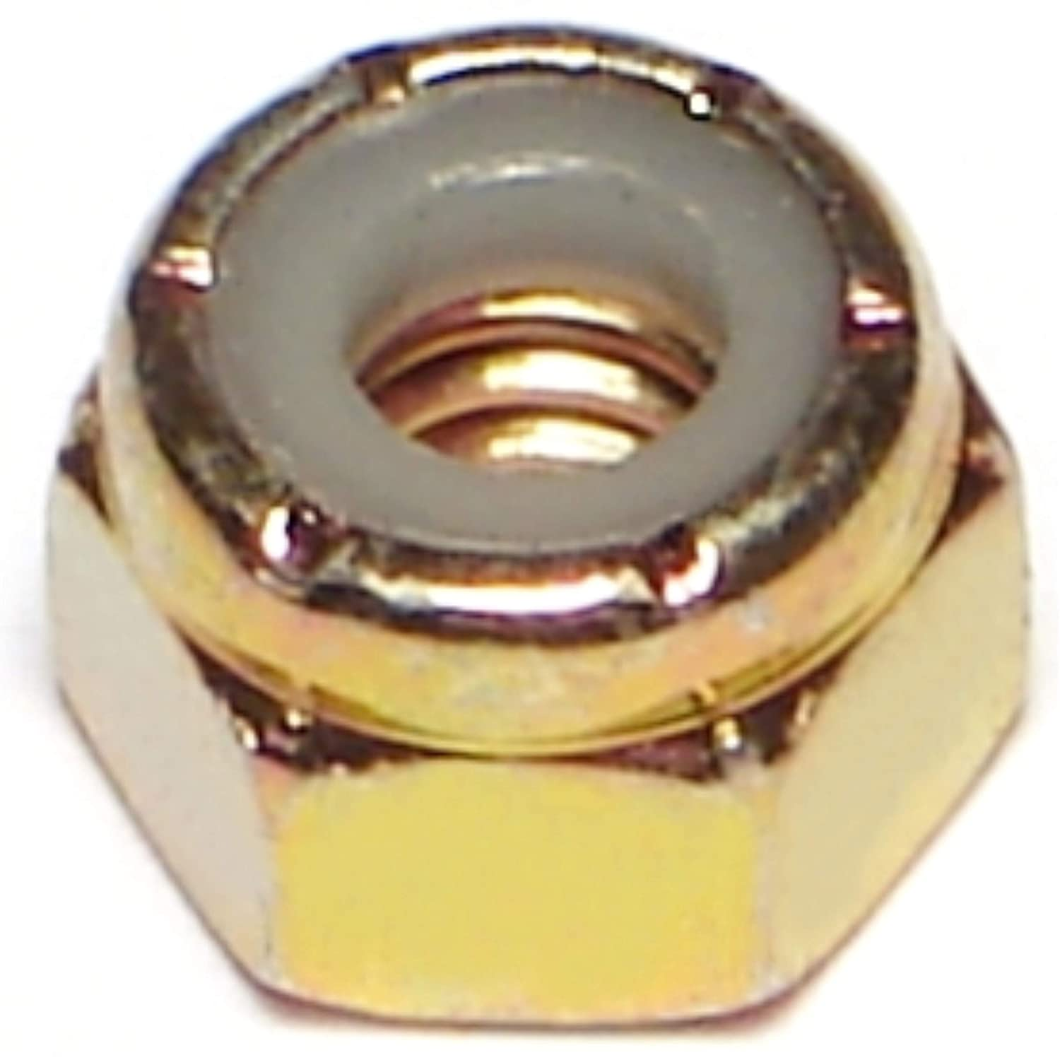 Hard-to-Find Fastener 014973285197 Grade 8 Coarse Lock Nuts Piece-50 1//4-20