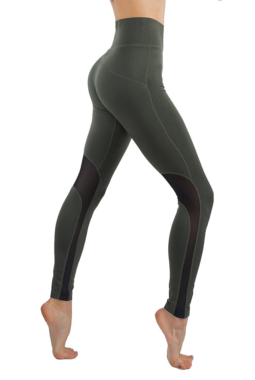 Fit Division Mujer de Yoga Leggings Running Pantalones Para Entrenar