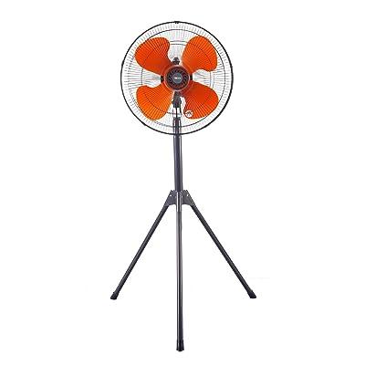 広電 45cm 工業扇風機 三脚型(高さ115~142cm) KSF4507-H 送料込2,980円