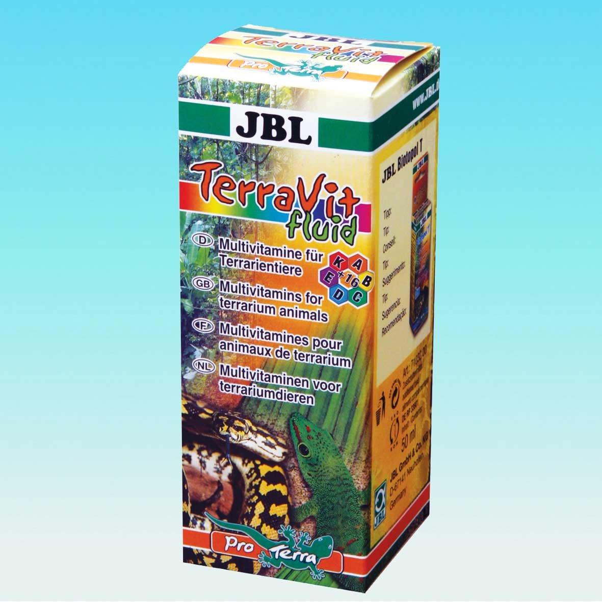 Jbl - Jbl TerraVit fluid