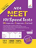 NTA NEET 101 Speed Tests (96 Chapter-wise + 3 Subject-wise + 2 Full)