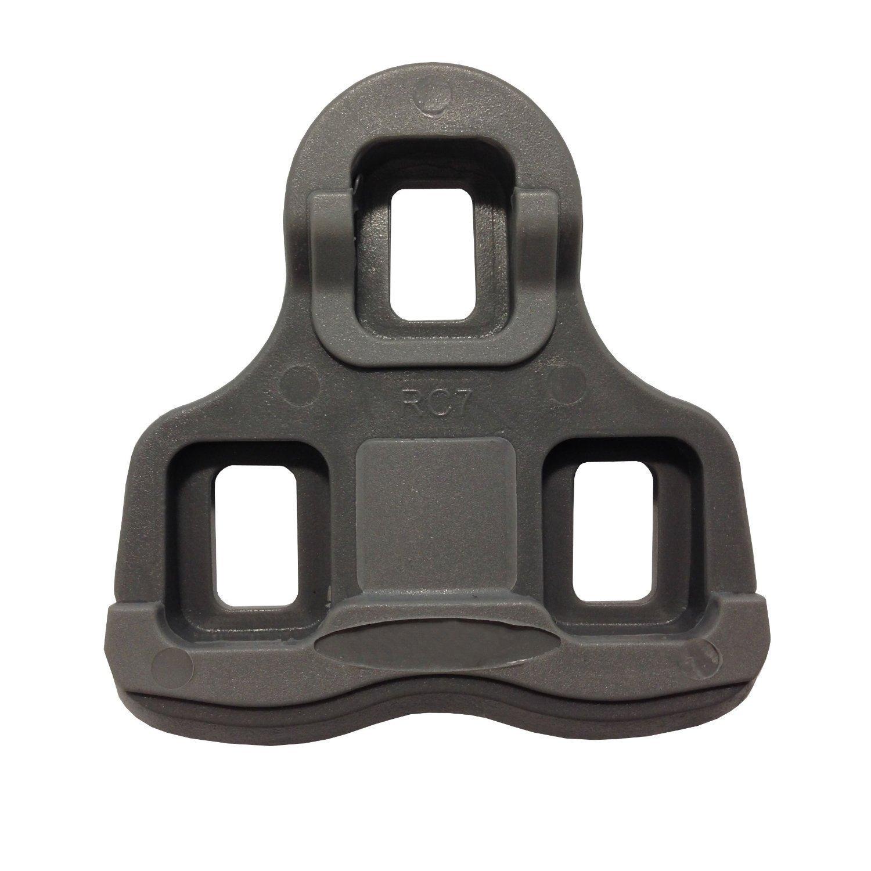 VeloChampion Look Keo Grip Pedal Cleats 9 Degree Float Grey by VeloChampion (Image #4)