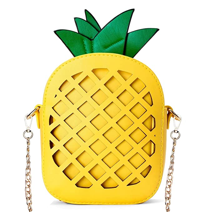 b36e00a2f78a Image Unavailable. Image not available for. Color  Yuboo Women s Pineapple  Purse ...
