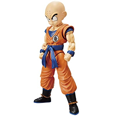 Bandai Hobby Figure-Rise Standard Krillin Dragon Ball Z Model Kit Figure (BAN219761): Toys & Games