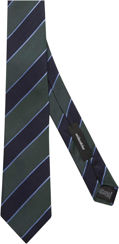 7cm Seidensticker Herren Krawatte Breit