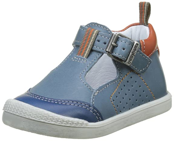 Babybotte Pala, Zapatillas para Bebés, Azul (Jeans 026), 18 EU