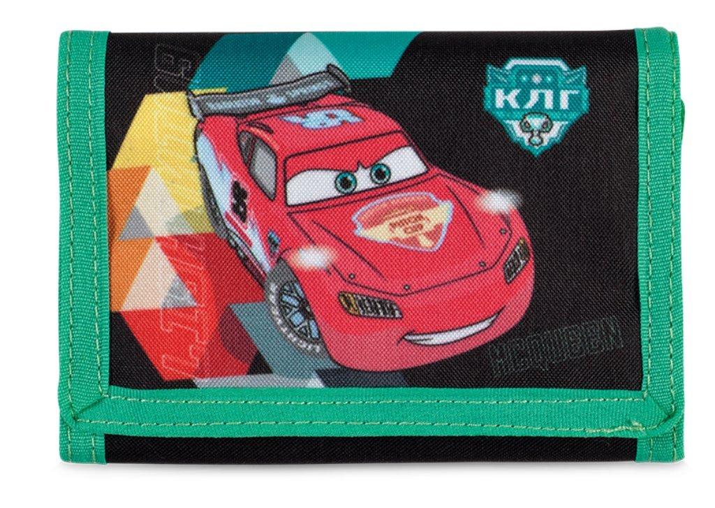 Disney Pixar Cars Silver Racers Geldbö rse Geldbeutel Portemonaie Portmonee Grü n 80877-9900