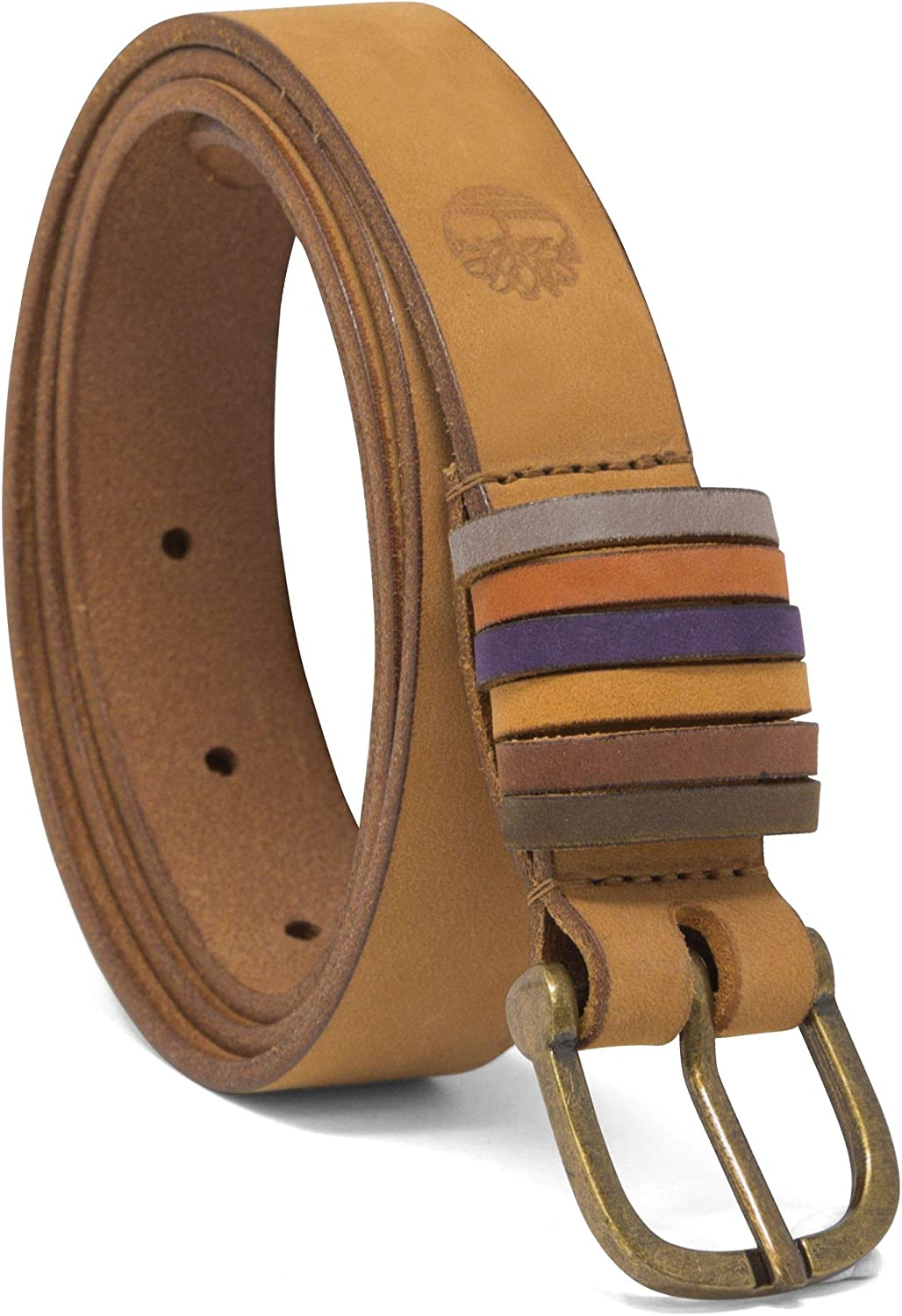 Timberland Womens Casual Leather Belt