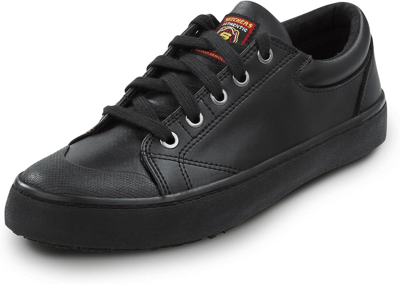 Skechers Women's Kendall Black Leather