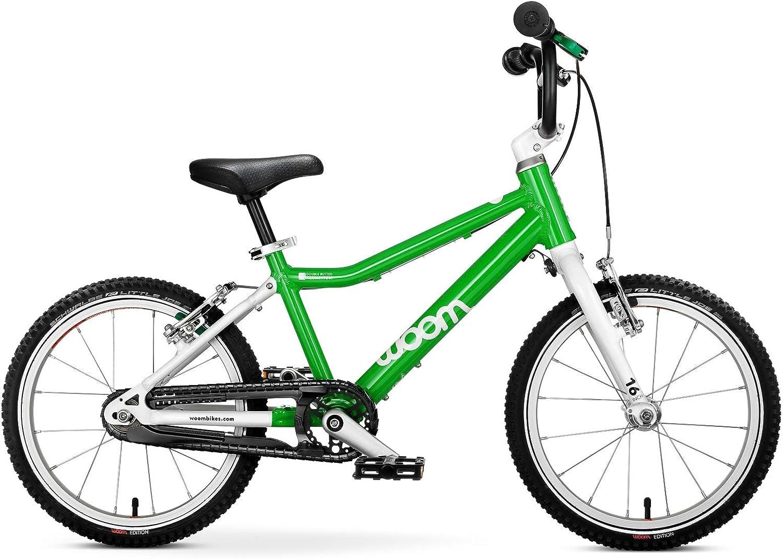"""woom 3 Showroom model 16/"""" Pedal Bike"""