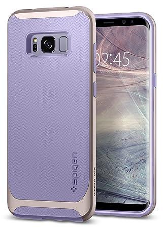 coque galaxy s8 plus violet