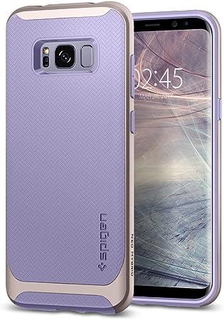 Spigen Funda Galaxy S8, Carcasa [Neo Hybrid] Protección Interna ...