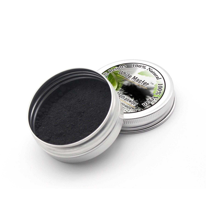 Amazon.com: Polvo de carbón, Natural de blanqueamiento de ...