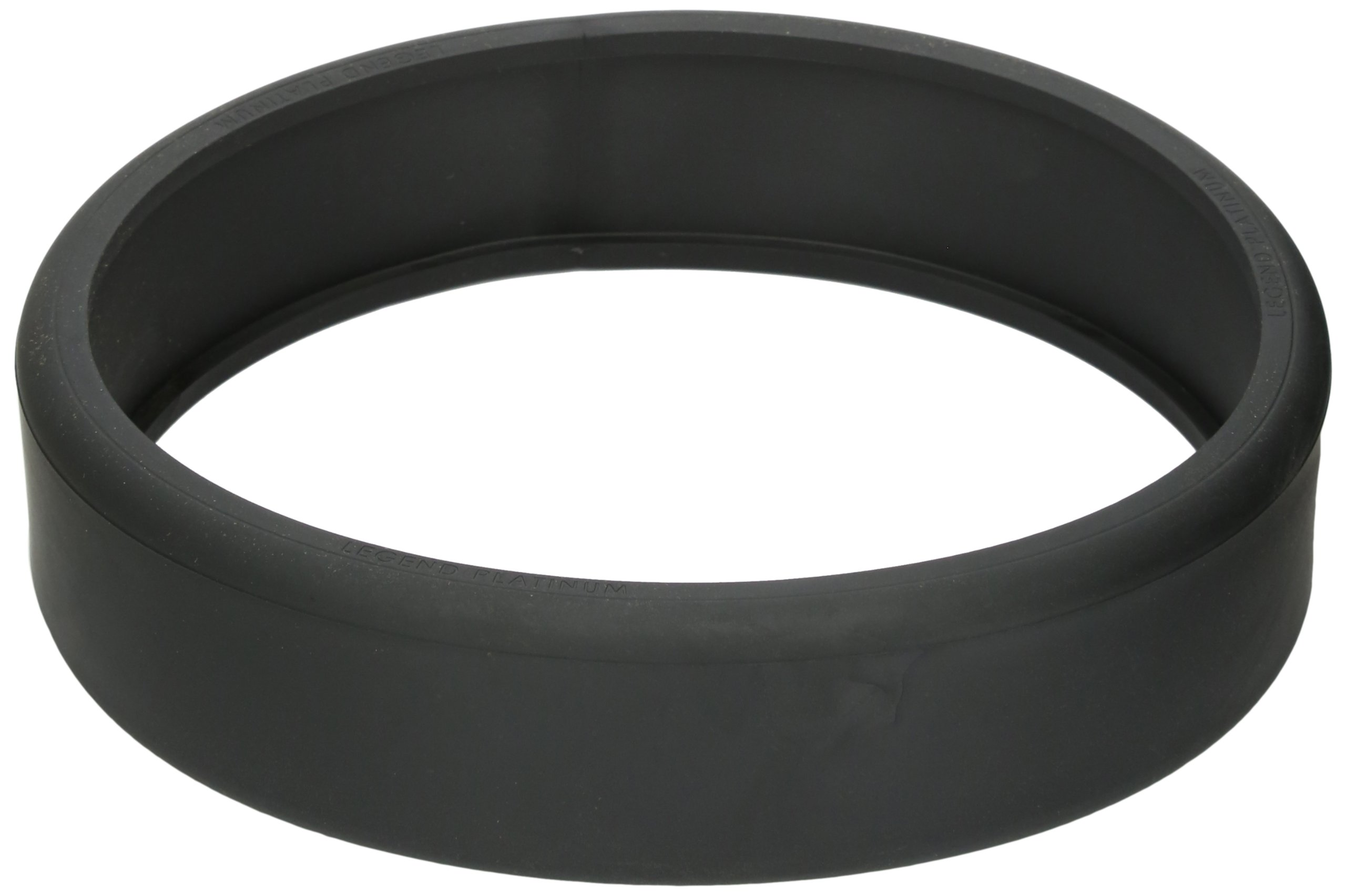 Pentair 370405Z Replacement Rubber Tire for Kreepy Krauly Platinum Cleaner, Black by Pentair (Image #1)