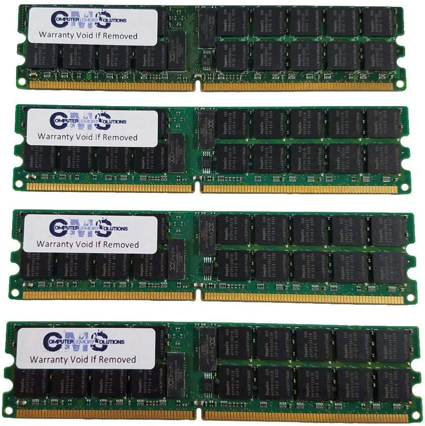 2x4GB DDR2-667 PC2-5300 ECC Registered Memory Dell PowerEdge T300 240-PIN 8GB