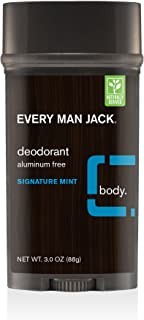 product image for Every Man Jack Deodorant, Signature Mint, 3.0-ounce