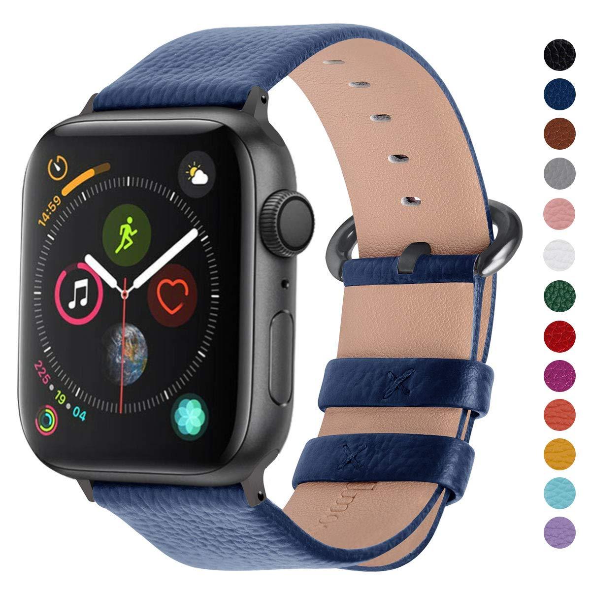 Malla Cuero para Apple Watch (38/40mm) FULLMOSA [7CLJL3P8]