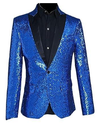 c96eda8aa3 Yayu Men's Floral Party Dress Suit Stylish Dinner Jacket Wedding Blazers  Prom Tuxedo at Amazon Men's Clothing store: