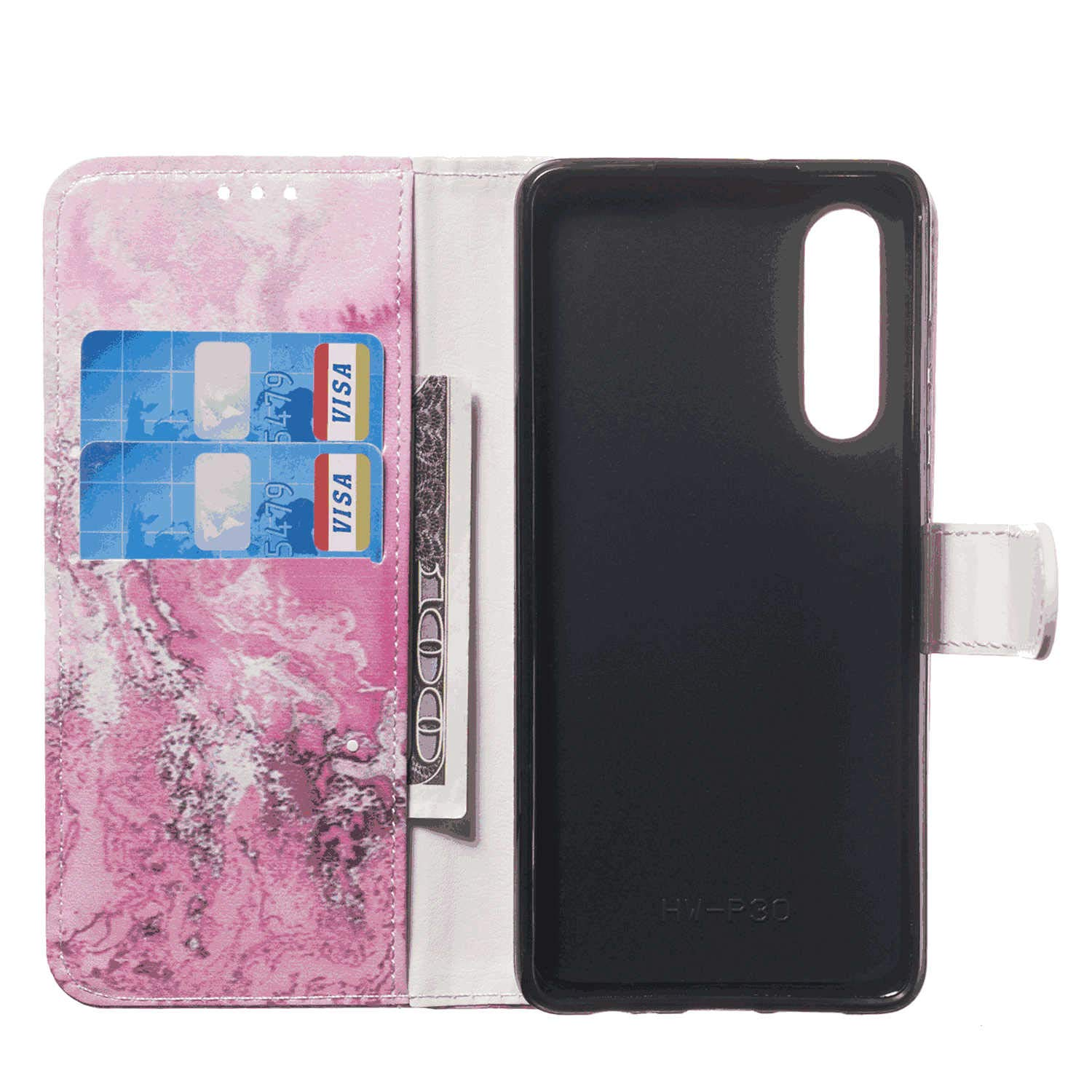 Elegant fashion1 Wallet Case for iPhone 11 Pro Max PU Leather Flip Cover Compatible with iPhone 11 Pro Max