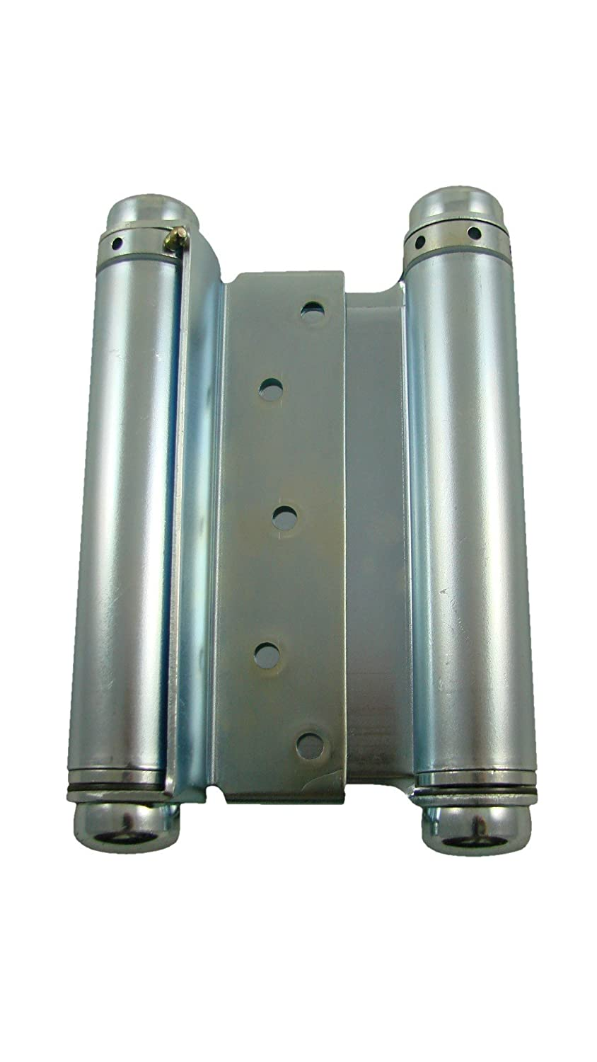 Hinge Outlet 6 Inch Double Action Hinge Highly Rust Resistant Zinc