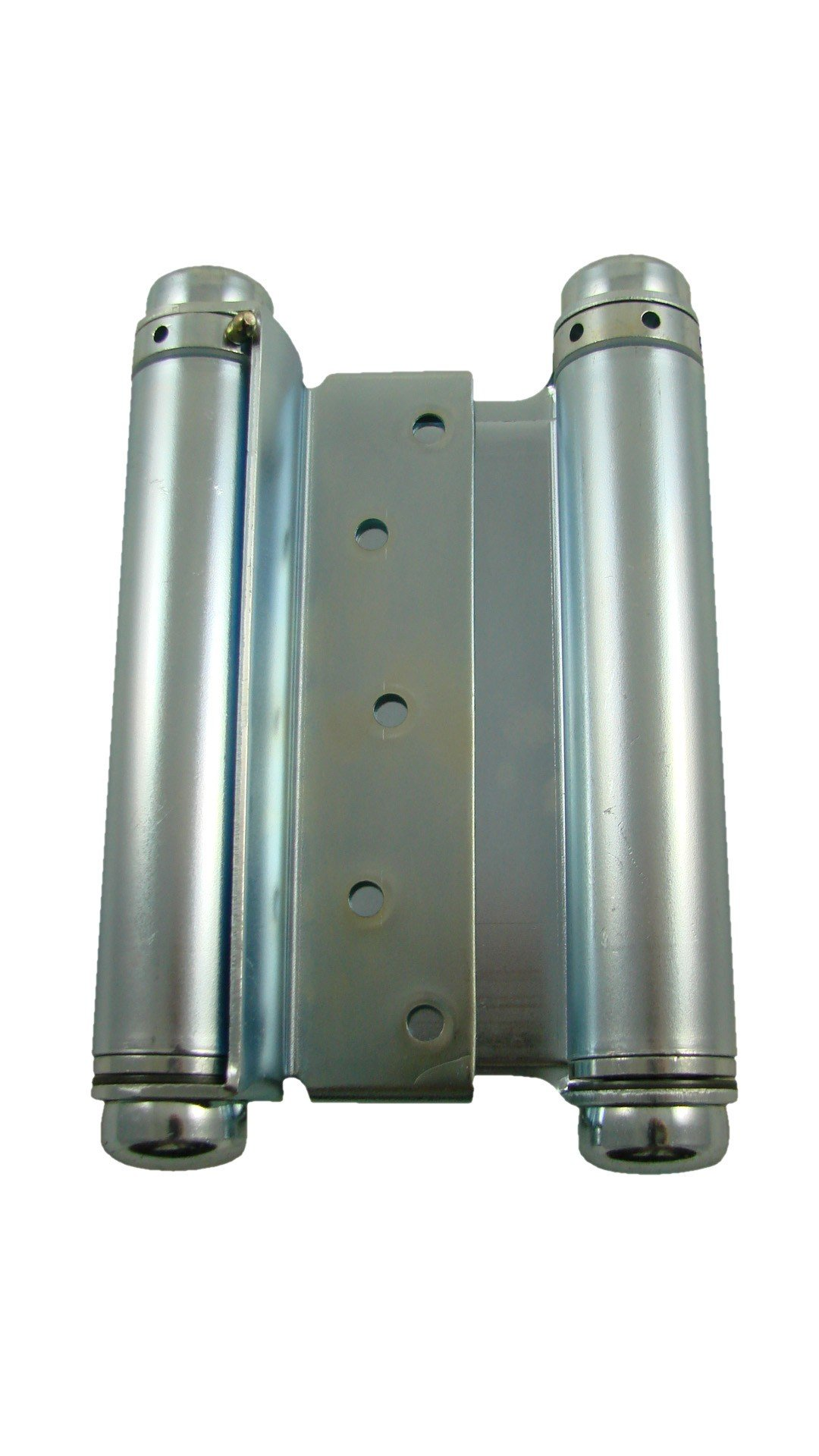 6 Inch Double Action Hinge - Zinc - Highly Rust Resistant