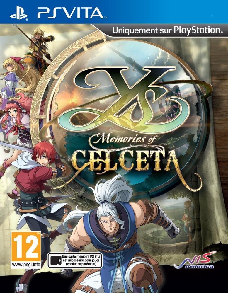 Ys: Memoria of Celceta [Importación Francesa]: Amazon.es ...
