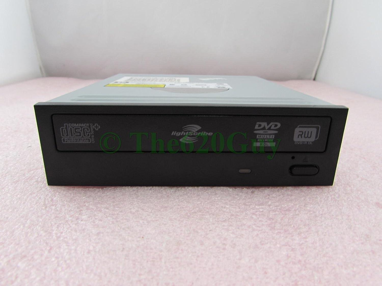 HP 447310-001 DVD±RW DL LightScribe Rewritable SATA Black Optical Drive DH-16A3L