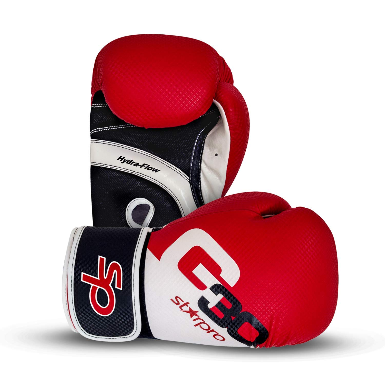 Muay Thai Boxsack Training Sparring Kickboxing Sandsack Maya Hide Boxhandschuhe f/ür Erwachsene /& Kinder Boxhandschuhe f/ür M/änner /& Frauen