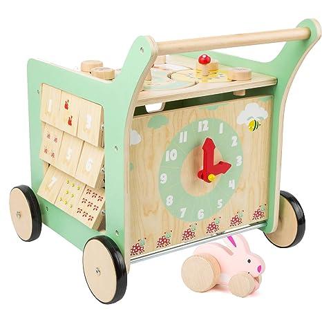 Move it - Carrito de bebé con andador: Amazon.es: Bebé