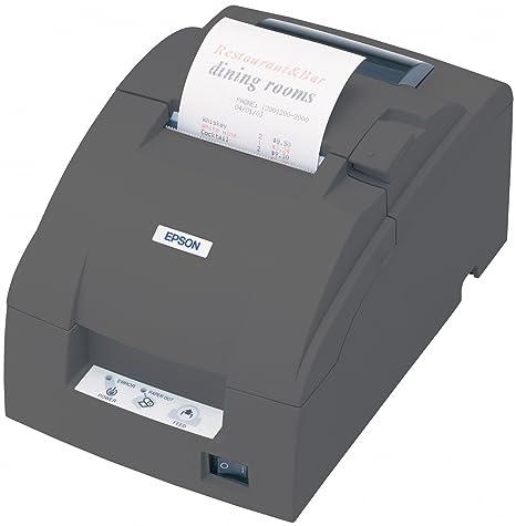 Epson TM-U220B - Impresora matricial de Punto (VCCI Class A, FCC Class A, CE Marking, AS/NZS 3548 Class B)