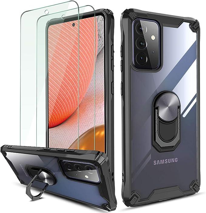 Qhohq Hülle Für Samsung Galaxy A72 4g Elektronik